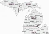 Michigan Dnr Hunting Maps Dnr Snowmobile Maps In List format