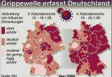 Michigan Flu Map Influenza Stark Und Fruh Dran Sudwest Badische Zeitung