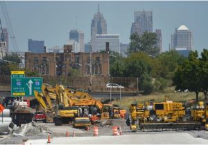 Michigan Highway Construction Map Lockout Halts Work at some Mich Road Projects