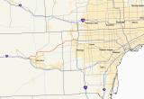 Michigan Highway Construction Map M 14 Michigan Highway Wikipedia