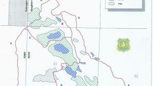 Michigan Hiking Trail Maps Michigan Trail Maps