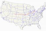 Michigan Interstate Map U S Route 24 Wikipedia