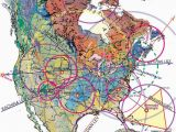 Michigan Ley Lines Map Magnetic Ley Lines In America Geology Patterns north America