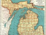 Michigan Maps Online 10 Best Map Of Michigan Images Map Of Michigan Great Lakes State