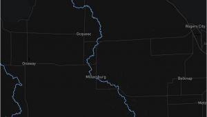 Michigan Maps Report Ocqueoc River Fishing Report Fish Reports Fishing Report Fly