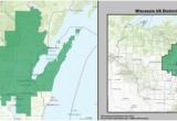 Michigan Senate District Map Wisconsin S 8th Congressional District Wikipedia