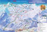 Michigan Skiing Map Kaprun Austria Piste Map Free Downloadable Piste Maps