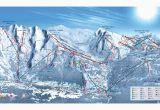 Michigan Skiing Map La Clusaz Piste Map Trail Map