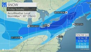 Michigan Snow Load Map Snowstorms to Deliver One Two Punch to northeast This Week