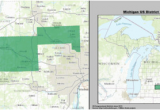 Michigan State House Of Representatives District Map Michigan S 8th Congressional District Wikipedia