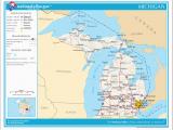 Michigan State Land Map Datei Map Of Michigan Na Png Wikipedia
