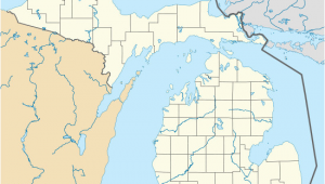 Michigan State Parks Map List Of Michigan State Parks Revolvy