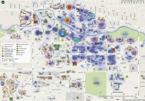 University Park Penn State Map.Michigan State University Football Parking Map Penn State University