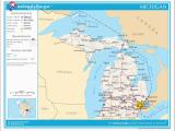 Michigan Thumb area Map Datei Map Of Michigan Na Png Wikipedia