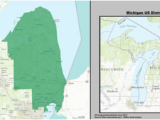 Michigan Voting District Map Michigan S 10th Congressional District Revolvy