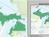 Michigan Voting Districts Map Michigan S Congressional Districts Revolvy
