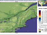 Michigan Wind Speed Map Nerfc Snow Page