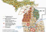 Michigans Adventure Map Dnr Dmu Management Info