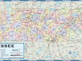 Middle Tennessee Map with Cities A Map Of Tennessee Cities Maplewebandpc Com