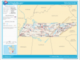 Middle Tennessee Map with Cities Liste Der ortschaften In Tennessee Wikipedia