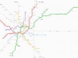 Milan Michigan Map Milano Metro Map