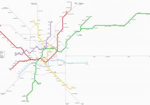 Milan Michigan Map Milan Metro Map Transportation Pinterest Milan