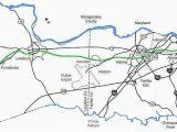Mile Marker Map Colorado Bikeable Brews