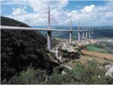 Millau Viaduct France Map Brucke Von Foster In Frankreich Fertig Gestellt Hoher Als Der