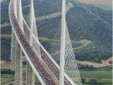 Millau Viaduct France Map Runner S Marathon On Millau Viaduct Bridge France Thanks but Not