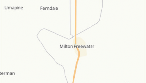 Milton Freewater oregon Map Visual Eyes Optometrists Od oregon Milton Freewater 117 S Main St