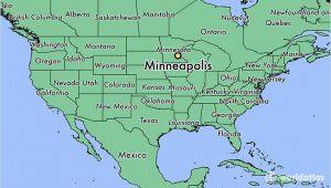 Minneapolis Minnesota On A Map where is Minneapolis Mn Minneapolis Minnesota Map Worldatlas Com