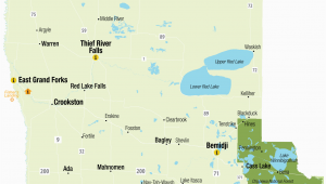 Minnesota attractions Map northwest Minnesota Explore Minnesota