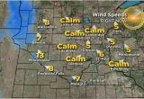 Minnesota Average Wind Speed Map Metro Wind Speeds Wcco Cbs Minnesota