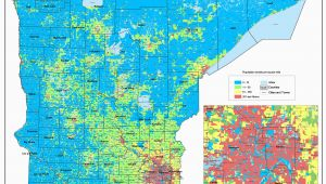 Minnesota Deer Population Map 2010 Us Population Density Map 1870 Inspirational Minnesota
