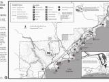 Minnesota Hiking Trails Map Split Rock Lighthouse State Park Summer Map
