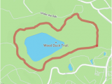 Minnesota Hiking Trails Map Wood Duck Trail Minnesota Landscape Arboretum Trails Com