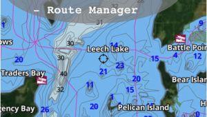 Minnesota Lake Maps Fishing Minnesota Fishing Lake Maps Navigation Charts by Bist Llc