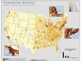 Minnesota Population Density Map Maps A U S Census Grids Sedac