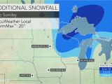 Minnesota Radar Weather Map Central Plains Blizzard to Spread to Upper Midwest Into Sunday