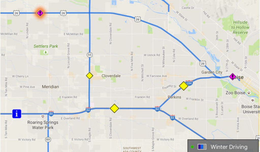Minnesota Road Conditions Map 511 Mn Dot Road Conditions Map