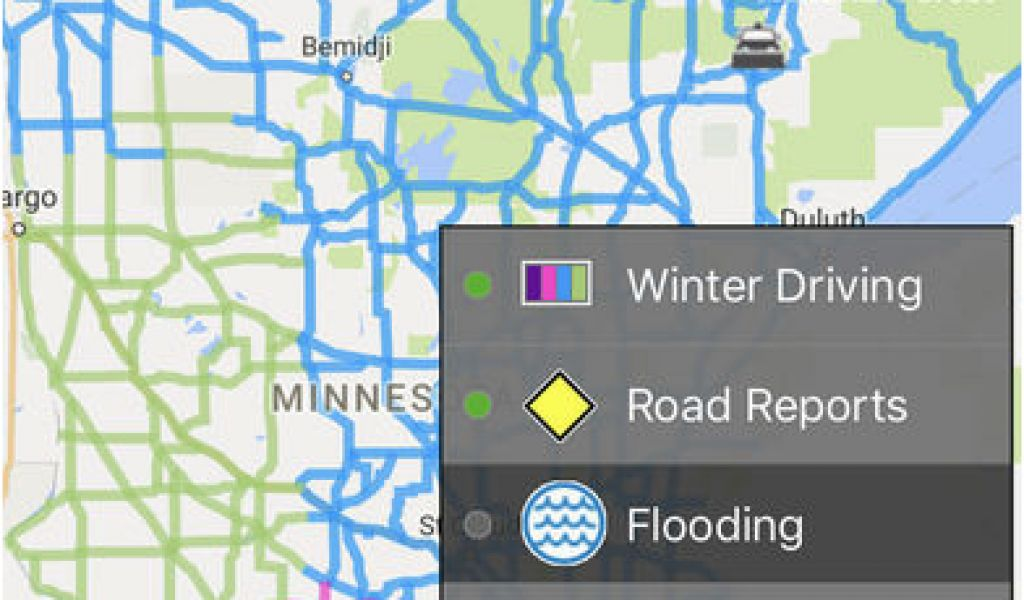 Minnesota Road Conditions Map 511 top 10 Apps Like 511 B2b
