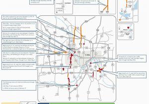 Minnesota Road Construction Map south St Paul Minnesota Mn