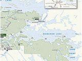 Minnesota Snowmobile Trail Maps Maps Voyageurs National Park U S National Park Service