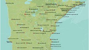 Minnesota State Highway Map Amazon Com Best Maps Ever Minnesota State Parks Map 11×14 Print