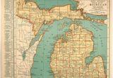 Mio Michigan Map 47 Best Mio Michigan Images Michigan Cabin Cabins
