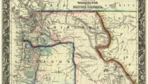 Mitchell oregon Map 14 Best oregon Images oregon Antique Maps Old Maps