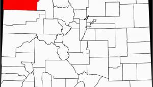 Moffat Colorado Map File Map Of Colorado Highlighting Moffat County Svg Wikimedia Commons