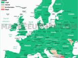 Monte Carlo Europe Map Map Of Europe Europe Map Huge Repository Of European