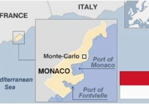 Monte Carlo Europe Map Monaco Country Profile Bbc News