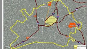 Morrow Georgia Map Aerotropolis Details Blueprint to Clayton Boc News News Daily Com
